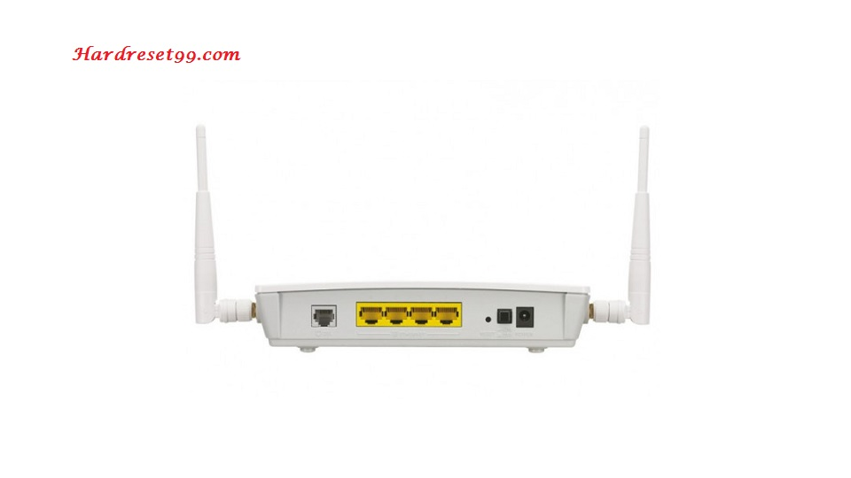 ZyXEL P-661HNU-F1 Router - How to Reset to Factory Settings