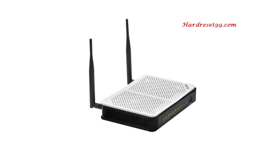 ZyXEL PK5001Z CenturyLink Router - How to Reset to Factory Settings
