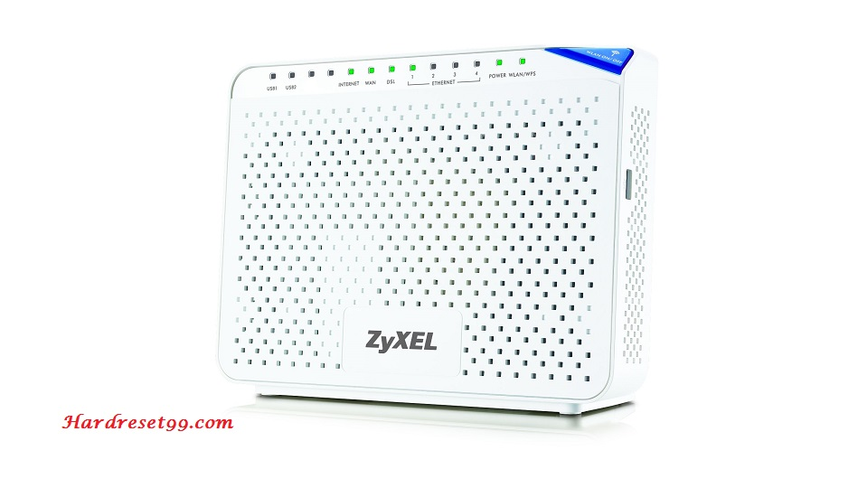 ZyXEL VMG3326-D20A Router - How to Reset to Factory Settings