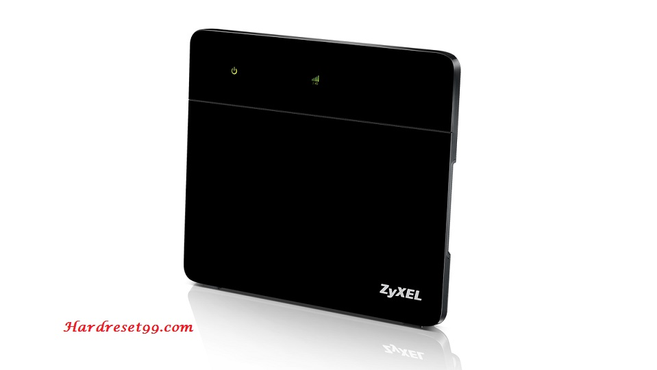 ZyXEL VMG8324-B10A Router - How to Reset to Factory Settings