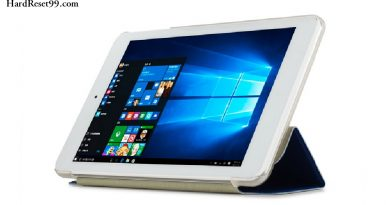 CUBE iWork 8 Ultimate Hard reset - How To Factory Reset