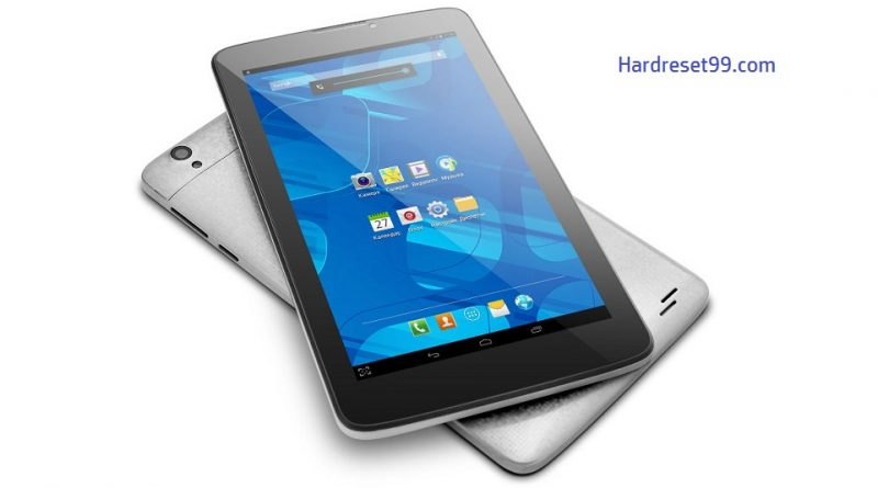 BLISS Pad M7022 Hard Reset