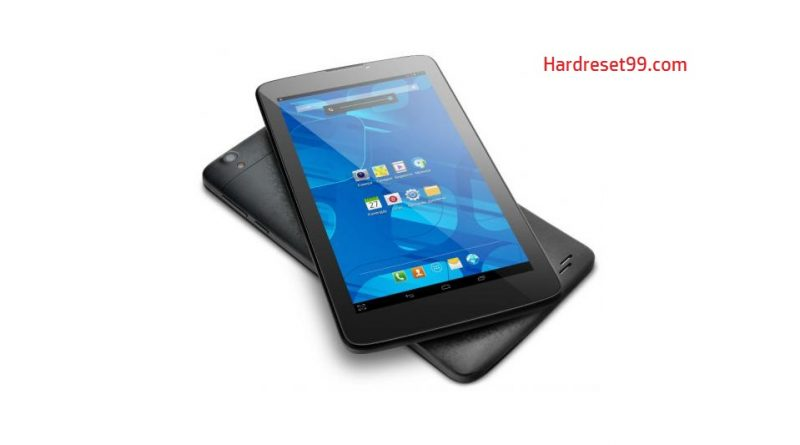 BLISS Pad M8040 Hard Reset
