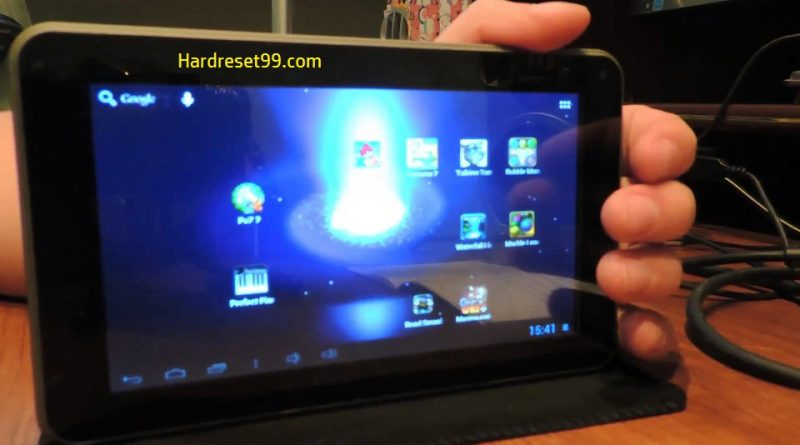 BLISS Pad Q7011 Hard Reset