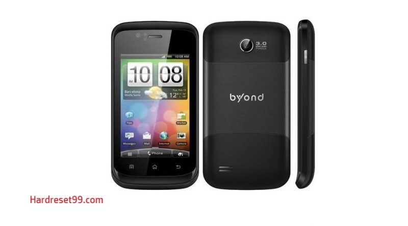 Byond B51 Hard Reset