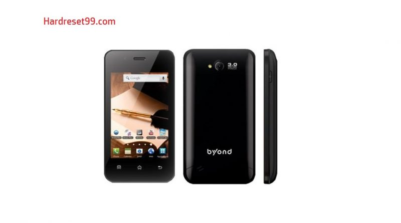 Byond B51 Plus Hard Reset