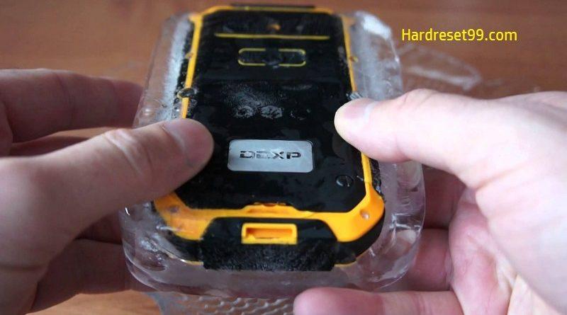 DEXP Ixion P4 Hard Reset