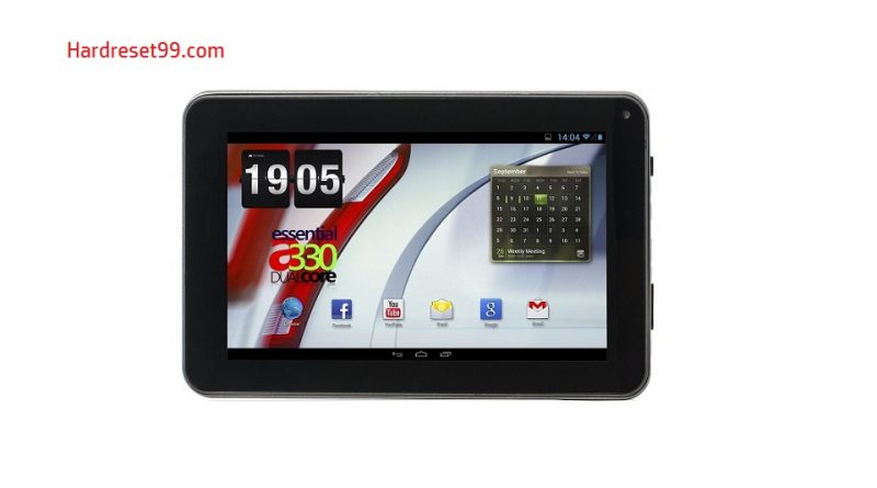 NEW DRIVERS: E-BODA ESSENTIAL A330 DUAL CORE TABLET