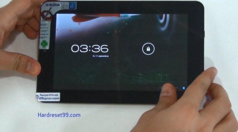 E-BODA Impresspeed E300 Dual Core Hard Reset