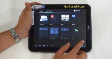 E-BODA Supreme Dual Core X190 Hard Reset