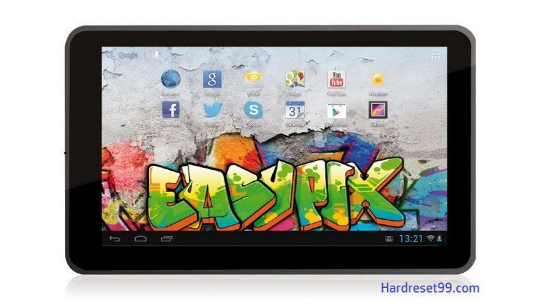 EASYPIX GraffitiPad Hard Reset