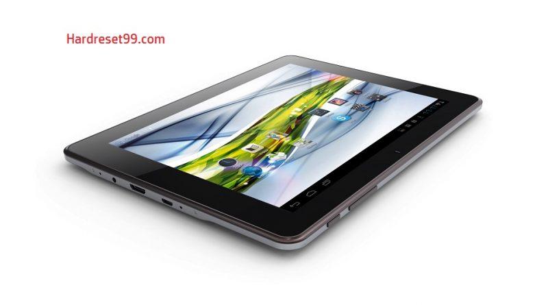 EASYPIX SmartPad EP750 Hard Reset