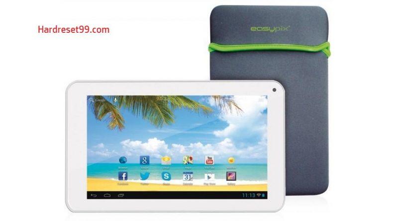 EASYPIX SmartPad EP753 Hard Reset