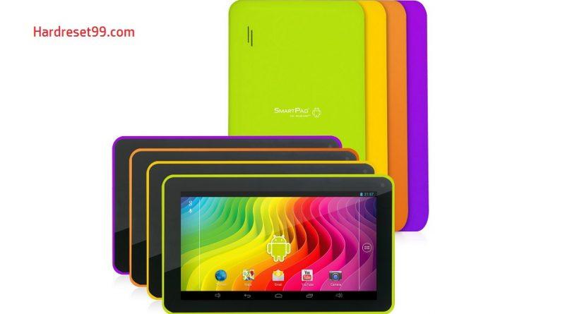 EASYPIX SmartPad EP772 Hard Reset