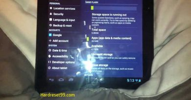 EMATIC Eglide XL Pro 2 Hard Reset