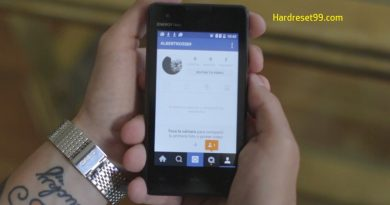ENERGY SISTEM Phone Neo Hard Reset