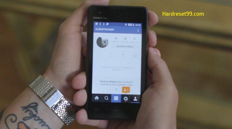 ENERGY SISTEM Phone Neo Hard Reset