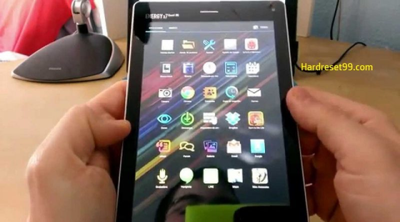 ENERGY SISTEM Tablet NEO 10 3G Hard Reset
