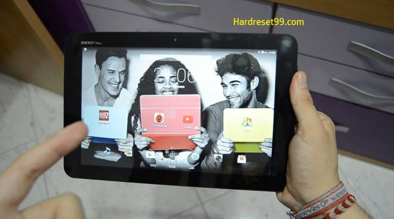 ENERGY SISTEM Tablet NEO 10 Hard Reset