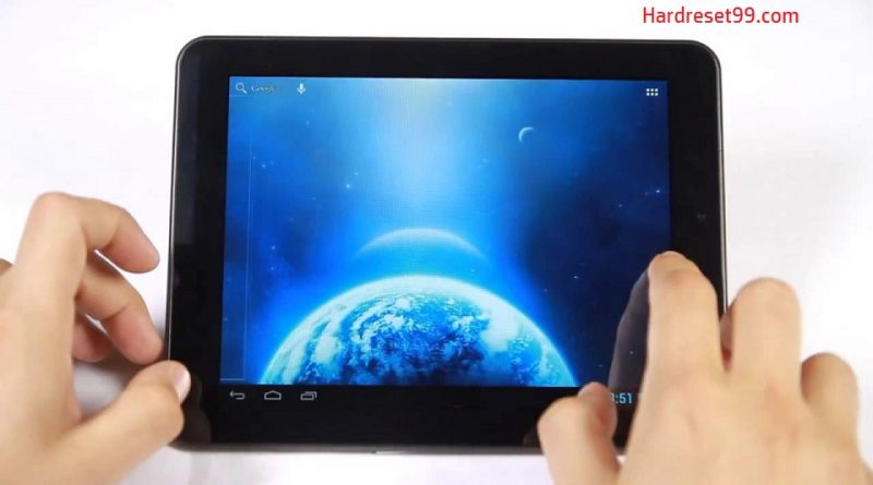 EVERTEK E8051HD Hard Reset