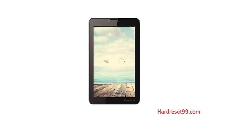 EVERTEK EverPadE7044HE Hard Reset