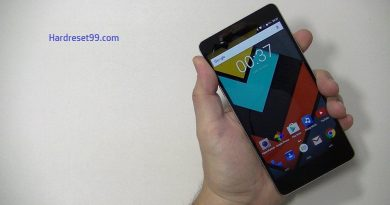 Energy Phone Max 2 Plus Hard Reset