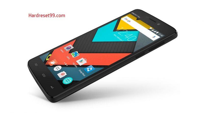 Energy Phone Max 4000 Hard Reset