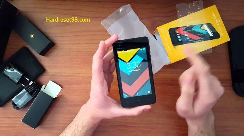 Energy Phone Neo Lite Hard Reset