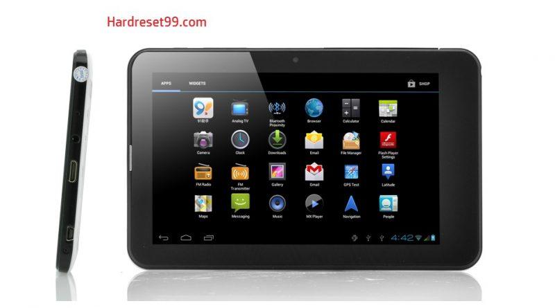 Freelander PD10 3G Lite Hard Reset