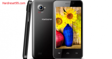 Karbonn A1 Plus Champ Hard reset, Factory Reset and Password
