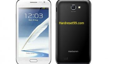 Karbonn K76 Plus Hard Reset