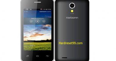 Karbonn Smart A51 Plus Hard Reset