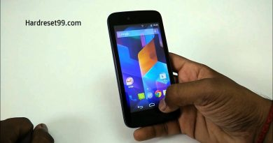 Karbonn Sparkle V Android One Hard Reset