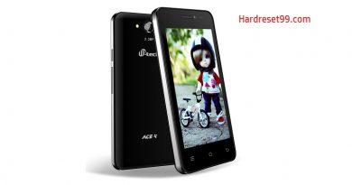 Mtech Ace 3G Hard Reset
