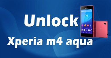 How to Hard Reset Sony Xperia M4 Aqua