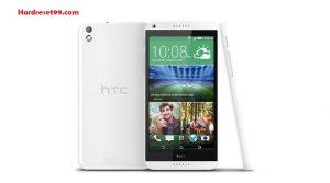 HTC Desire 816 Features