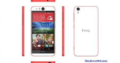 HTC Desire Eye Features