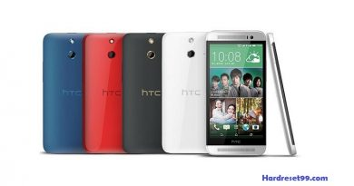 HTC One (E8) Dual SIM Features