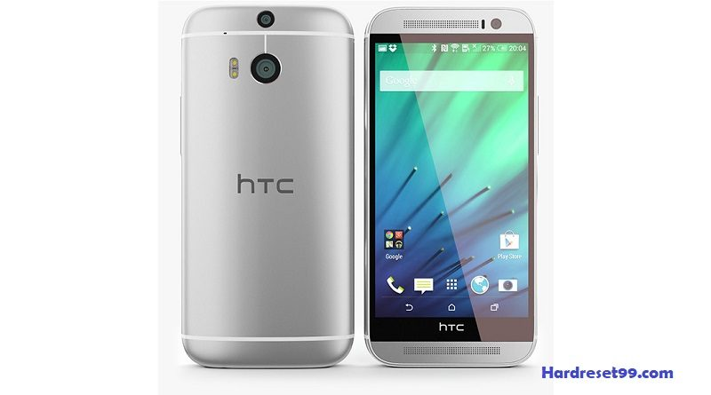 HTC One (M8 Eye) Features