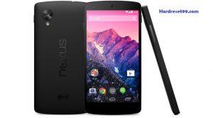 LG Google Nexus 5 Features