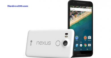 LG Google Nexus 5X Features