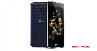 LG K8 Specifications