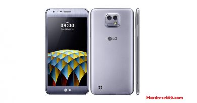 LG X cam Features
