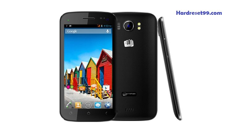 Micromax Canvas 2 Features