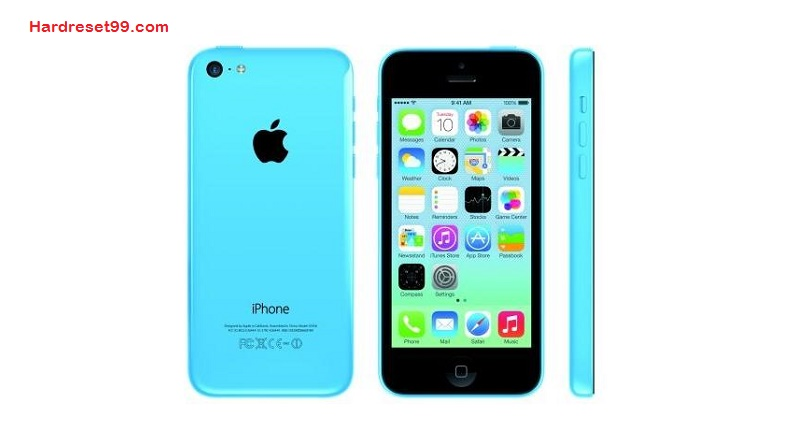 Apple iPhone 5c Features