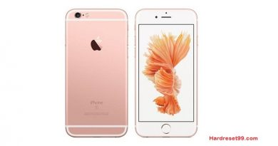 Apple iPhone 6s Features