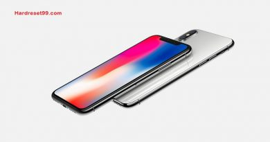 Apple iPhone X Features