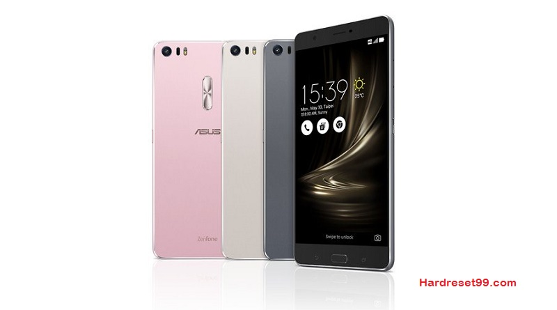 Asus ZenFone 3 Ultra ZU680KL Features