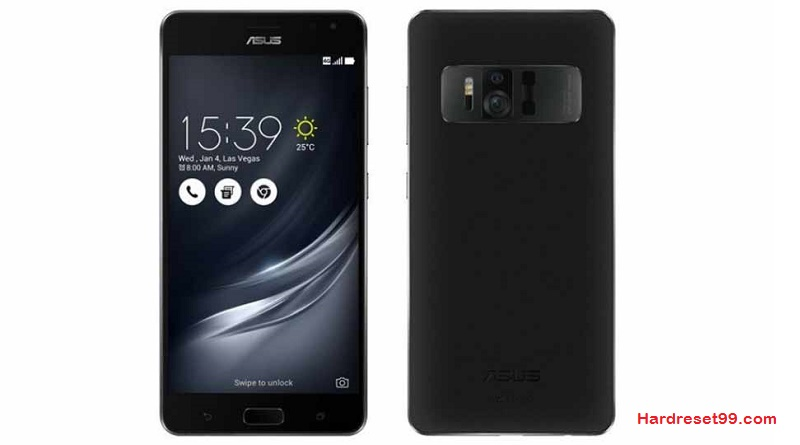 Asus ZenFone AR Features