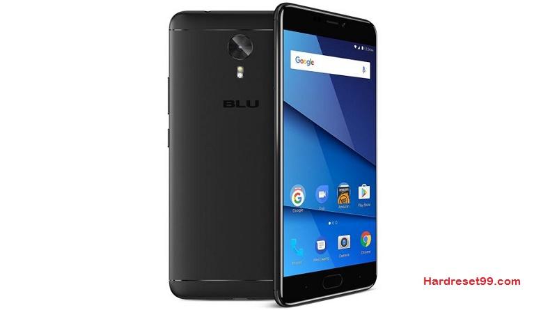 Blu Vivo 8L Features